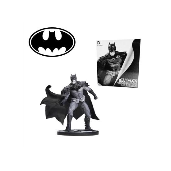 Dc Collectibles Batman: Black & White Batman Lee Bermejo Statue
