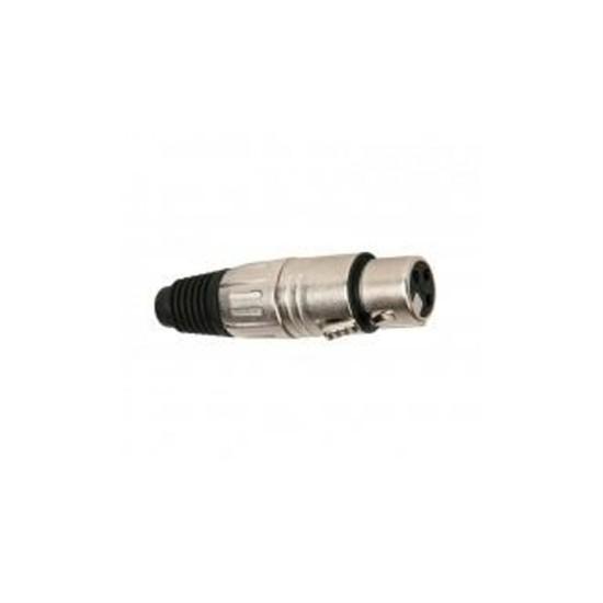 Climb Ast-300 Metal Dişi Xlr (Kablo Tipi)