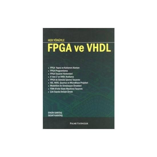 Her Yönüyle FPGA ve VHDL - Engin Sarıtaş