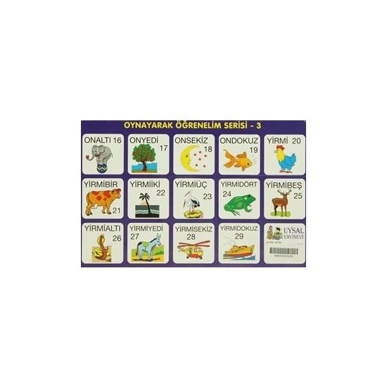 Oynayarak Öğrenelim Serisi 3
