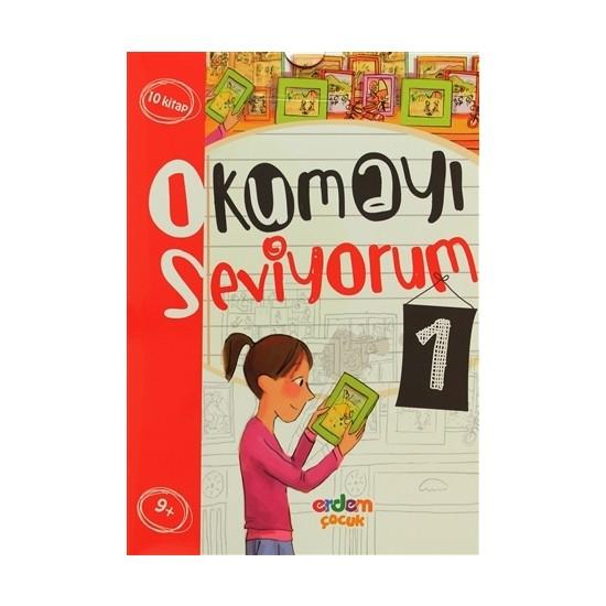 Okumayı Seviyorum 1 ( 10 Kitap Takım )