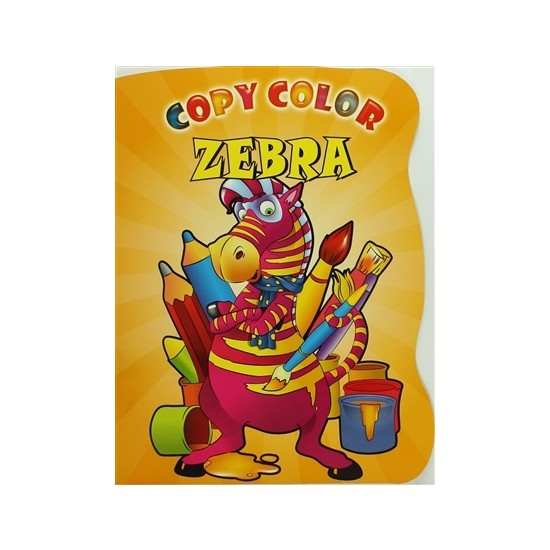 Copy Color Zebra