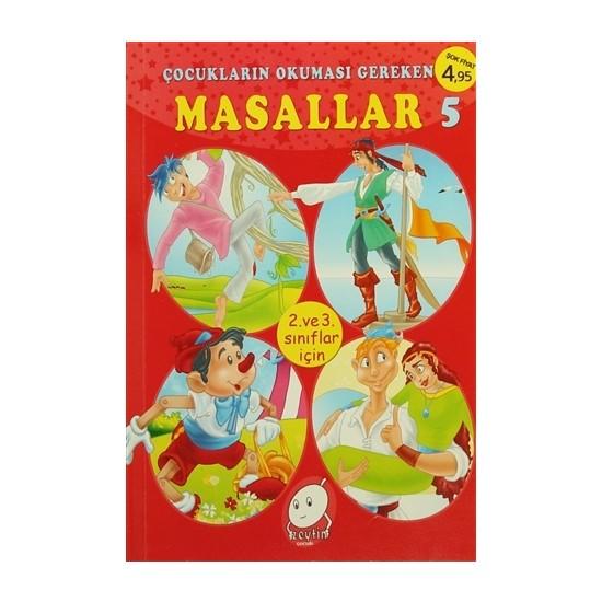Çocukların Okuması Gereken Masallar 5