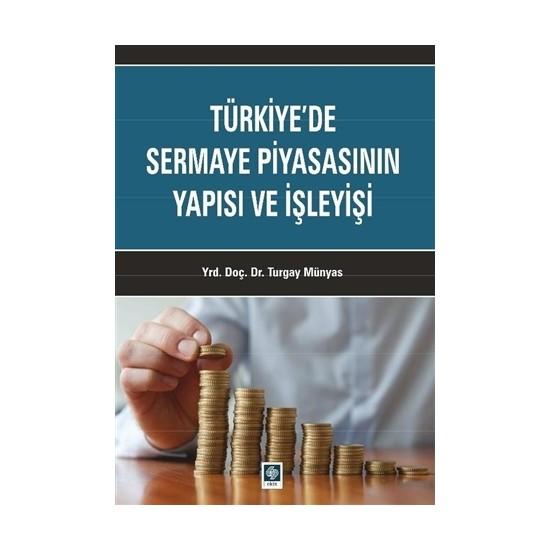 Türkiye'de Sermaye Piyasasının Yapısı ve İşleyişi