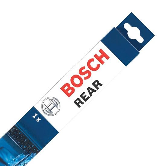 Bosch Skoda Rapid Spaceback Arka Silecek (2013-2016) Bosch Rear