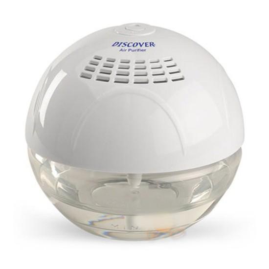 Discover Geniş alan kokulandırma ve hava temizleme cihazı