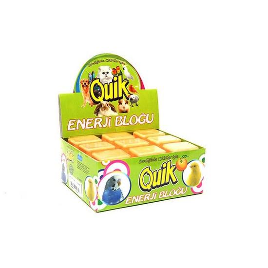 Quik Portakallı Enerji Bloğu 27 Li