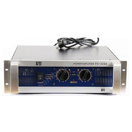 Stı Pa 3260 Power Amfi 2X2600 Watt