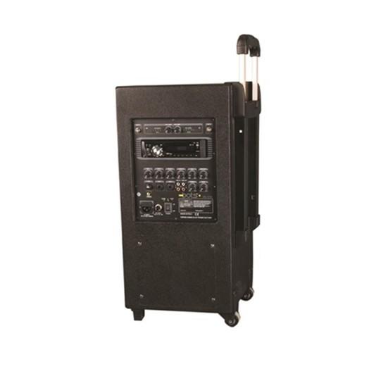 Bots Kn-150D Mp Taşınabilir Portatif Seyyar Ses Sistemi El+Yaka