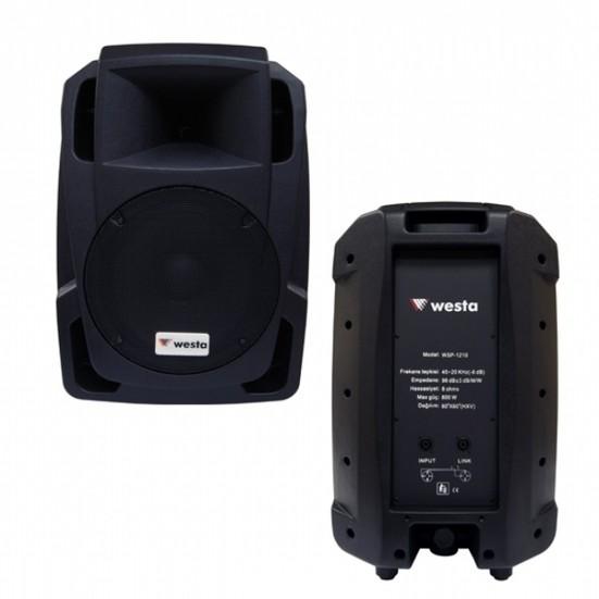 Westa Wsp-1510 Kabin Hoparlör 15'' 800 Watt