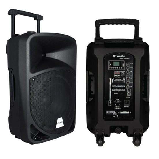 Westa Wap-15500 Seyyar Portatif Ses Sistemi