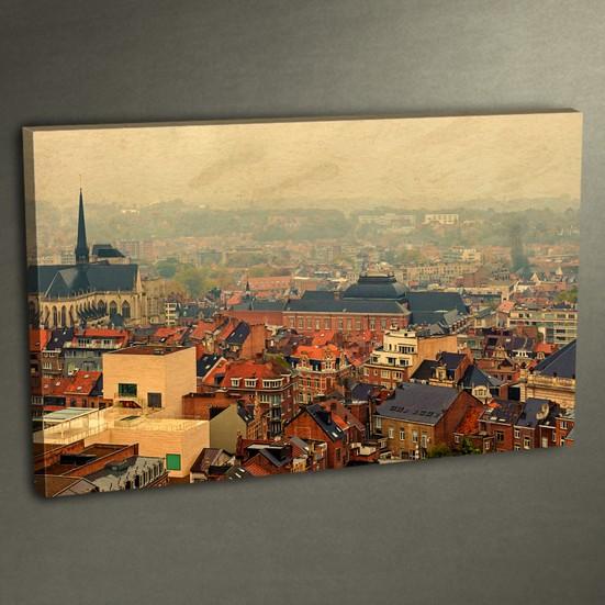 Duvar Tasarım DC 3019 Kanvas Tablo - 50x70 cm