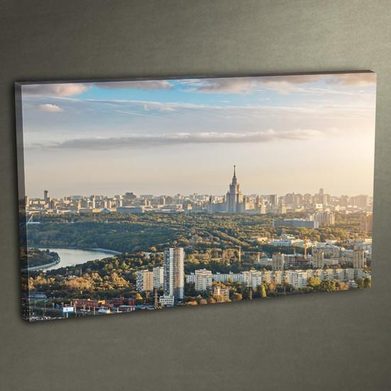 Duvar Tasarım DC 3025 Kanvas Tablo - 50x70 cm