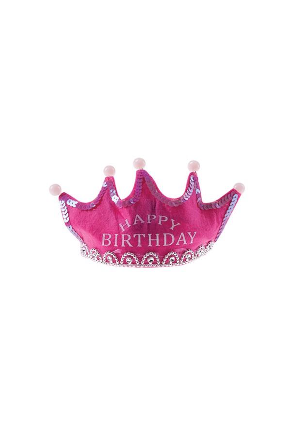 kullanatmarket Happy Birthday Queen Crown 1 unit