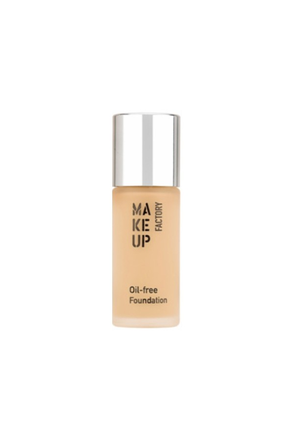 Make Up Oil Free Foundation 08 Foundation