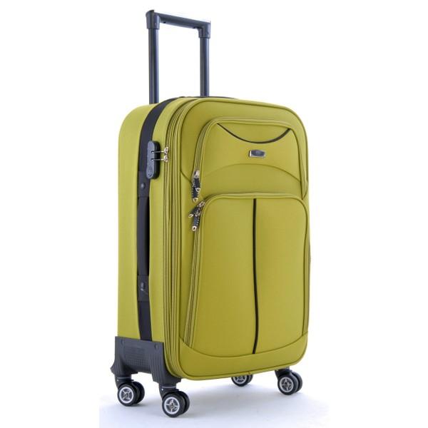 62efc073511bd Ççs 095 4 Tekerlekli Orta Boy Valiz Yeşil Fiyatları, Özellikleri ve ...