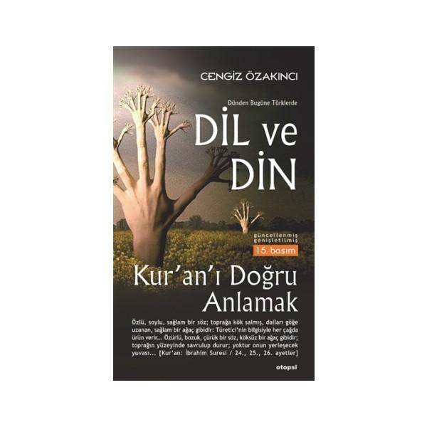 Dünden Bugüne Türklerde Dil Ve Din Cengiz özakıncı Fiyatları