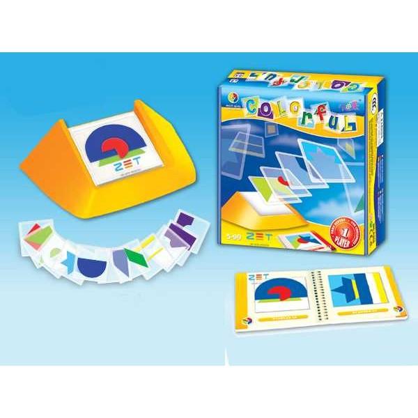 colorful zeka oyunu