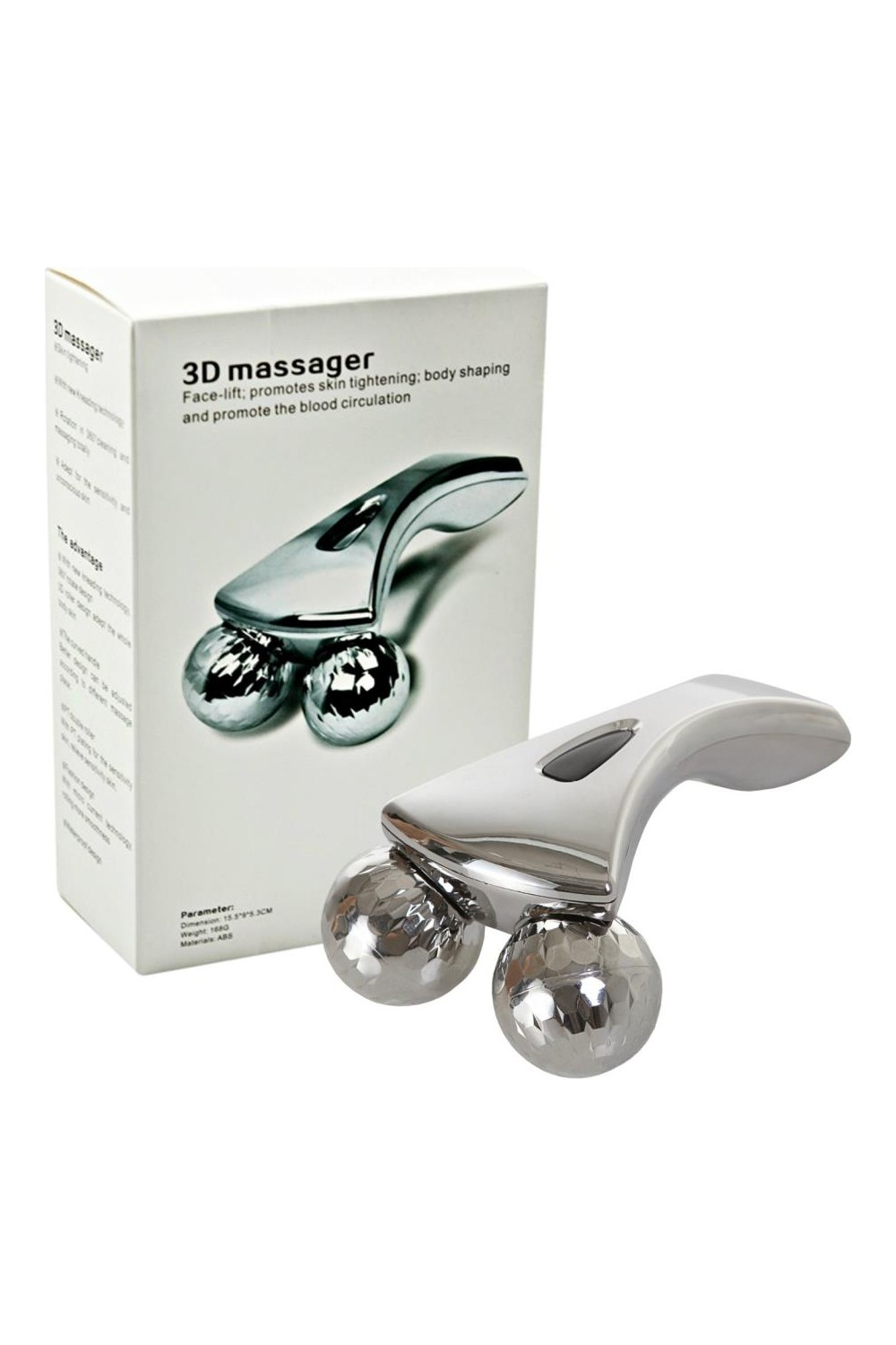 Skin Firming Massage Therapy Practice Tool - 3D Massager