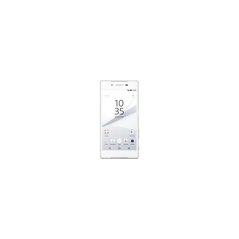 Sony Z5: özellikler ve cihaza genel bakış