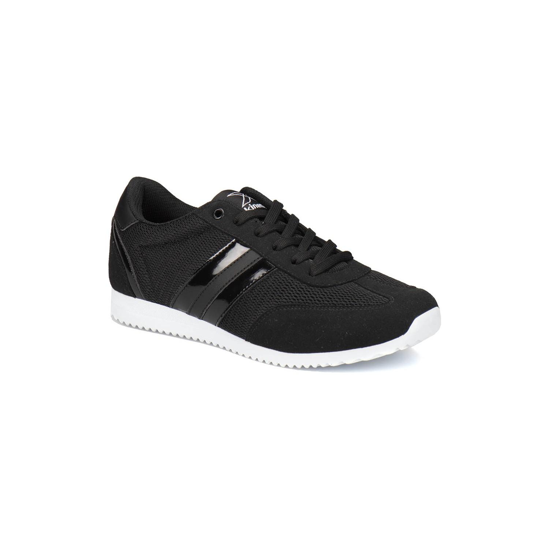 Kinetix Avila Mesh W Siyah Beyaz Kadın Sneaker