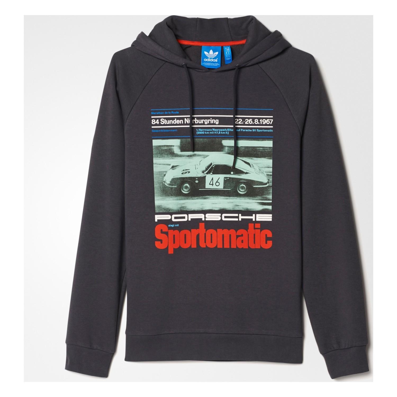 Adidas Porsche Sportomatic Erkek Lacivert Sweatshirt Fiyatı