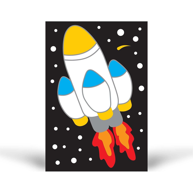 Roket 1 Tuz Boyama Kb 019
