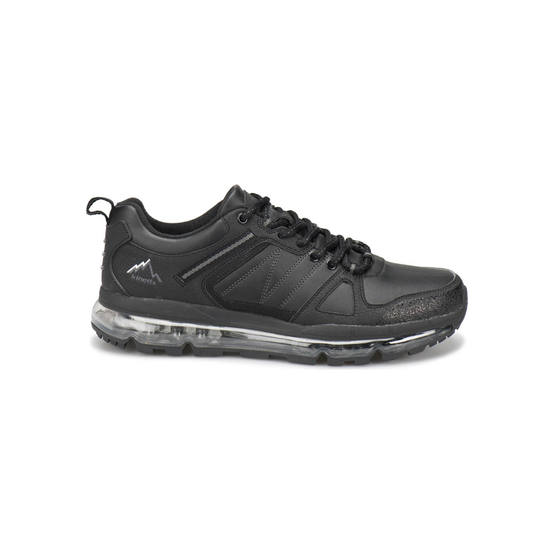 Kinetix Frenze M Erkek Spor Sneaker Siyah Ayakkabı