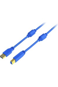 Frisby Gold Plated USB Cable FA-US30