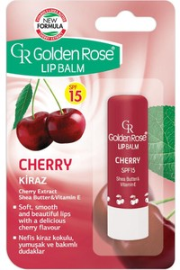 Golden Rose Cherry Lip Care