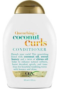 Organix Quenching+ Coconut Curls Hair Care Conditioner