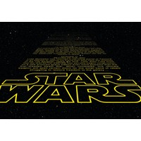 Disney Edition 8-487 Lisanslı Star Wars Duvar Posteri