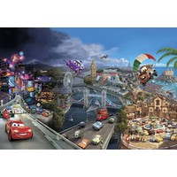 Disney Edition 8-400 Lisanslı Duvar Posteri