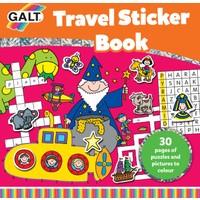 Travel Sticker Book 6 Yaş+