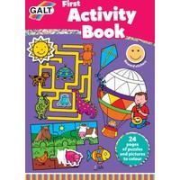 First Activity Book 5 Yaş+