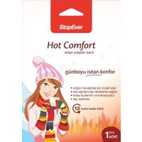 Stopever Hot Comfort Vücut Isıtan Plaster Bant