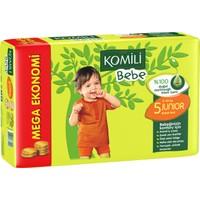 Komili Bebe Bebek Bezi 5 Beden Jumbo Paket 36 Adet