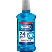 Ipana Pro-Expert Ağız Çalkalama Suyu Güçlü Dişler 500 ml (Alkolsüz)