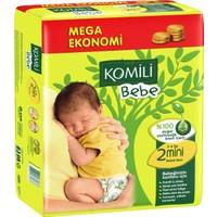 Komili Bebe Bebek Bezi 2 Beden Jumbo Paket 78 Adet