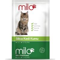 Milo Silica Kedi Kumu 3,8 lt - 8'li