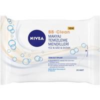 Nıvea Bb Clean Makyaj Temizleme Mendili 25 Adet