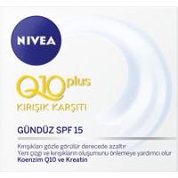 Nivea Q10 Kırışık Karşıtı Gündüz Bakım Kremi 50Ml