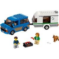 LEGO City 60117 Minibüs ve Karavan