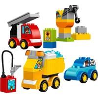 LEGO DUPLO 10816 İlk Araçlarım