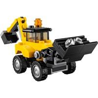 Lego Creator İnşaat Araçları