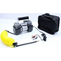 ModaCar TwinPower Oto Çakmağından Çalışan Çelik Gövdeli Lastik Şişirici Kompresör 570051