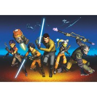Disney Edition 8-486 Star Wars Rebels Duvar Posteri