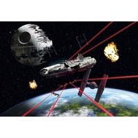 Disney Edition 8-489 Star Wars Falcon Duvar Posteri