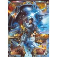 Disney Edition 4-441 Skywalker Collage Duvar Posteri