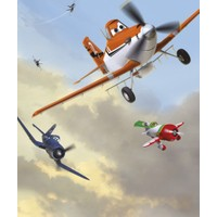 Disney Edition 4-452 Uçaklar Duvar Posteri